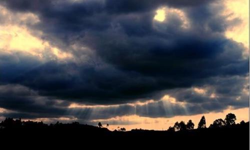 K线形态之乌云盖顶