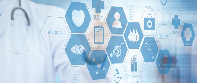 一图了解什么是在线医疗