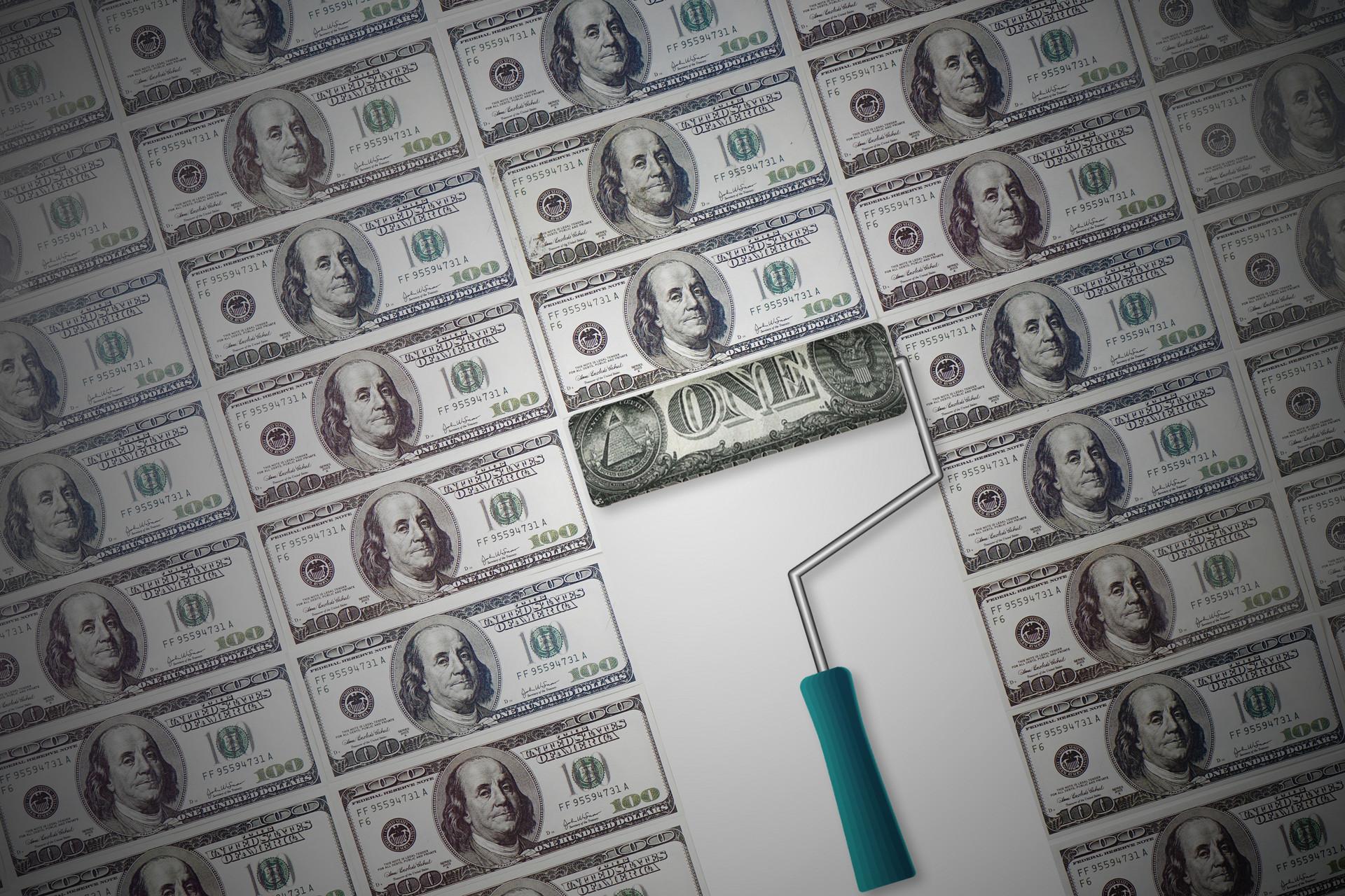 一图了解美元流动性危机